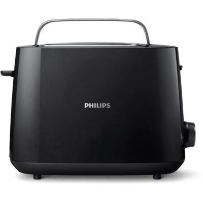 image Philips HD2581/90 Grille-Pains Noir