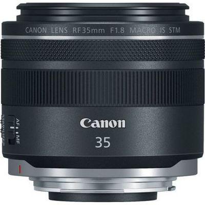 image Canon Objectif RF 35mm f/1.8 IS STM Noir