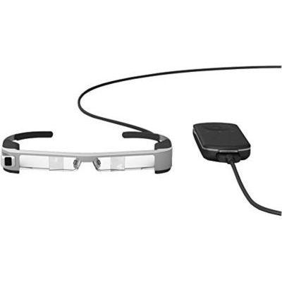 image Epson Moverio BT-300 Lunettes de Réalité Augmentée avec Affichage OLED