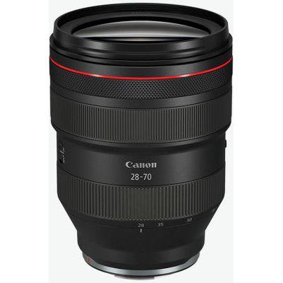 image produit Canon Objectif RF 28-70mm f/2 L USM Noir - livrable en France