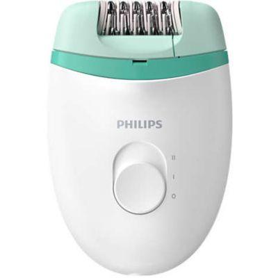 image Philips Satinelle Essential Épilateur compact avec câble BRE224/00, Plastic