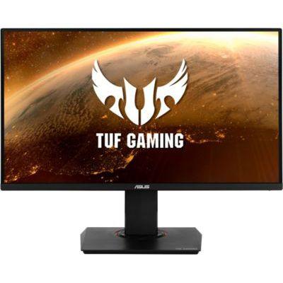 "image ASUS TUF Gaming VG289Q - Ecran PC Gamer Esport 28"" 4K - Dalle IPS - 16:9-3840x2160-350cd/m² - DP & 2X HDMI - Haut-parleurs - AMD FreeSync - HDR 10-90% DCI-P3"