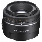 image produit Sony Objectif SAL-35F18 Monture A APS-C 35 mm F1.8 - livrable en France