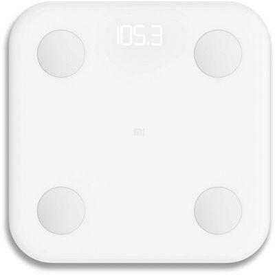 image Xiaomi - Mi Composition Scale : Balance Bluetooth avec écran et avec analyse IMC