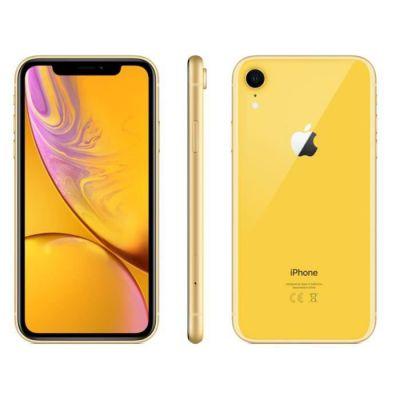 image Apple iPhone XR (128 Go) Jaune