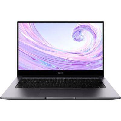 image HUAWEI MateBook D 14 2020 PC Portable 14'' 1080p FHD (AMD Ryzen 5 3500U, RAM 8Go, SSD 512Go, Windows 10 Home, Clavier français AZERTY), Gris