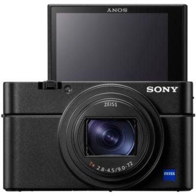 image Sony DSC-RX100M6 Appareil Photo numérique Compact Premium Cyber Shot 4K 24-200, F2.8-4.5 & NP-BX1 Batterie Rechargeable Série X pour Appareil Compact Cybershot