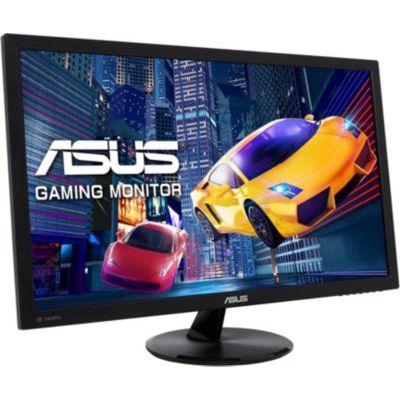 image produit ASUS VP278QG - Ecran PC gaming 27'' FHD - Dalle TN - 75Hz - 1ms - 16:9 - 1920x1080 - 300cd/m² - Display Port, 2x HDMI & VGA - AMD FreeSync - Flicker Free - Haut-parleurs - Console PS4 / Xbox One X
