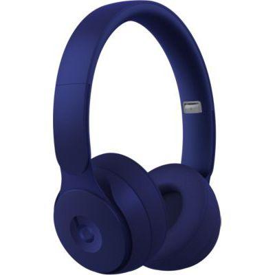 image Casque Beats Solo Pro sans fil avec réduction acive du bruit et Puce Apple H1 - Bleu foncé