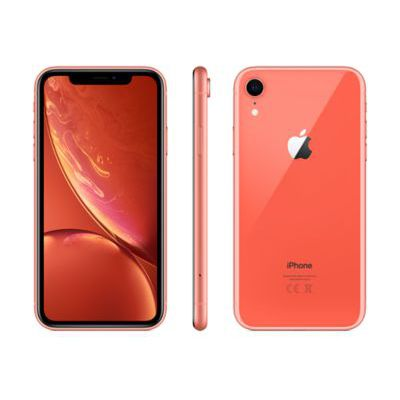 image Apple iPhone XR (128 Go) Corail