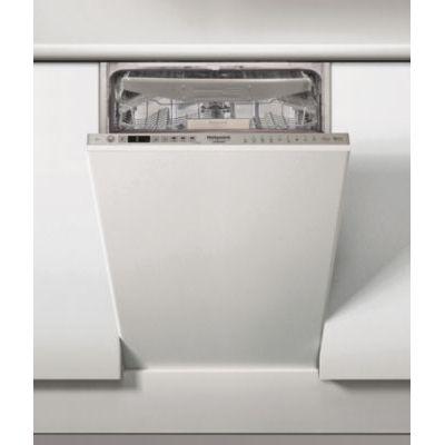 image Lave vaisselle tout intégrable 45 cm Hotpoint HSIO3O23WFE