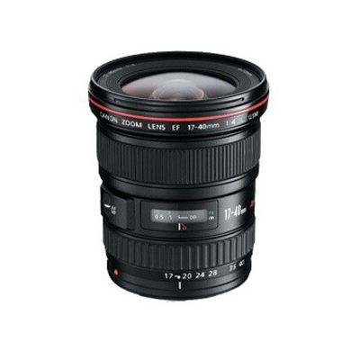 image Canon EF Objectif Zoom Grand Angle 17 / 40 mm f/4.0 L USM