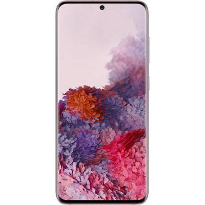 image Smartphone Samsung Galaxy S20 Rose 5G 128Go