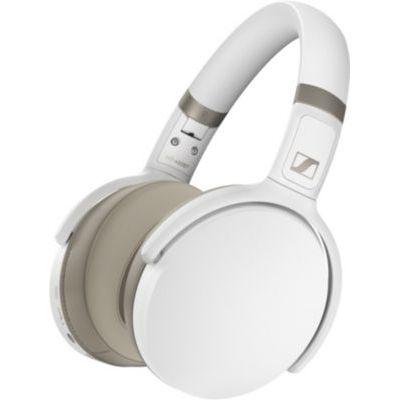 image Casque sans fil Sennheiser HD 450BT, avec réduction active du bruit, Blanc