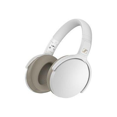 image Casque d'écoute pliable sans fil Sennheiser HD 350BT, Blanc