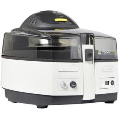 image De'Longhi FH1163/1 Multicuiseur et friteuse, gris friteuse noir/gris