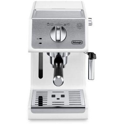 image DELONGHI 0132104183 Active Line Cafetière, 1100 W, Blanc