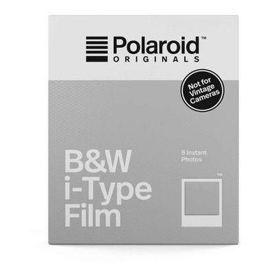 image Film instantané noir et blanc fûr i-Type