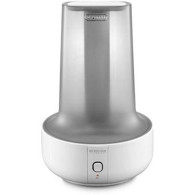 image De'Longhi Humidificateur uhx17, blanc/gris, aromathérapie, 200W