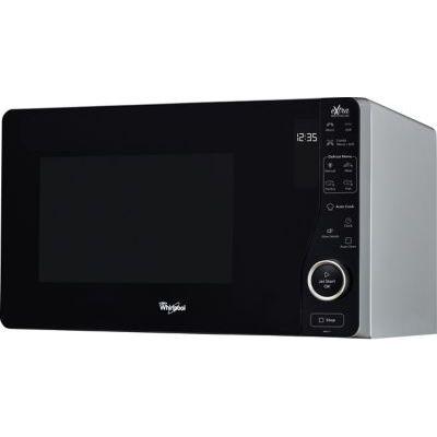 image produit Whirlpool MWF 421 SL Comptoir Micro-onde combiné 25L 800W Noir, Argent micro-onde - Micro-ondes (Comptoir, Micro-onde combiné, 25 L, 800 W, boutons, Noir, Argent)