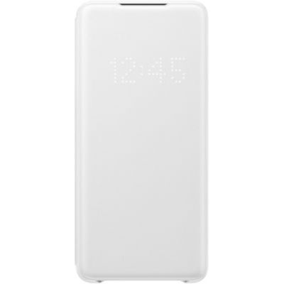image Samsung LED View Cover Galaxy S20+ - Blanc