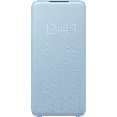 image Samsung LED View Cover Galaxy S20+ - Bleu