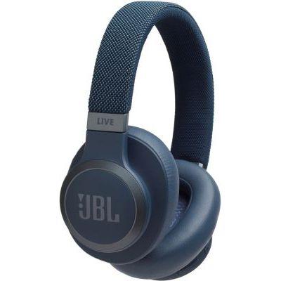 image produit JBL LIVE 650BTNC – Casque audio circum-auriculaire sans fil – Écouteurs Bluetooth avec commande pour appels – avec Amazon Alexa intégré – Autonomie jusqu'à 30 heures – Blanc - livrable en France