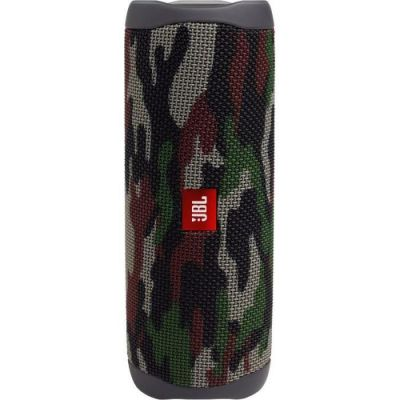 image JBL Flip 5 – Enceinte Bluetooth portable robuste et étanche – Camouflage