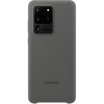 image Samsung coque silicone Galaxy S20 Ultra - Gris