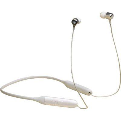 image JBL LIVE 220BT – Écouteurs intra-auriculaires sans fil – Avec Bluetooth et commande pour appels – avec Amazon Alexa intégré – Autonomie jusqu'à 10 heures – Blanc
