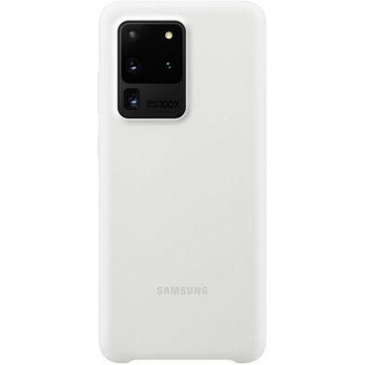 image Samsung coque silicone Galaxy S20 Ultra - Blanc