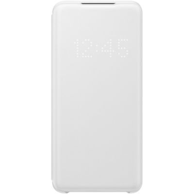 image Samsung LED View Cover Galaxy S20 - Blanc
