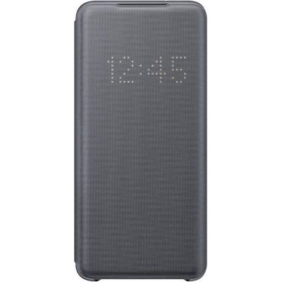 image produit Samsung LED View Cover Galaxy S20 - Gris - livrable en France