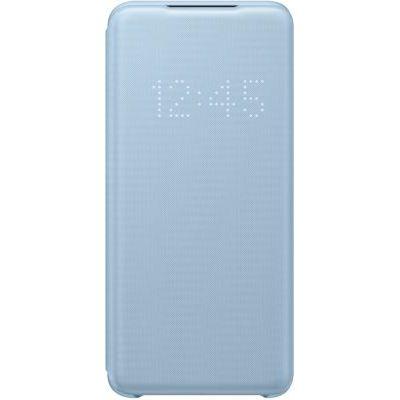 image Samsung LED View Cover Galaxy S20 - Bleu
