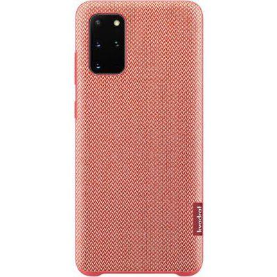image Samsung Kvadrat Cover (platique recyclé) Galaxy S20+ - Rouge