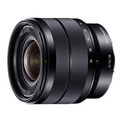 image Sony Objectif SEL-1018 Monture E APS-C 10-18 mm F4.0