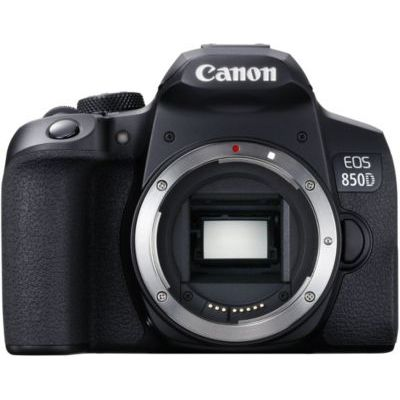 image produit Canon EOS 850D Body EU26 3925C001 - livrable en France