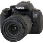 image produit Canon EOS 850D 18-135 U EU26 Appareil Photo Noire - livrable en France