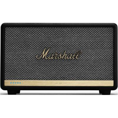 image Marshall Acton II Voice  Haut-Parleur Bluetooth à activation vocale avec Amazon Alexa intégré - Noir