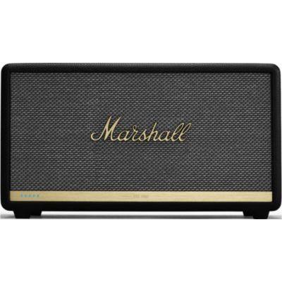 image Marshall Stanmore II avec Amazon Alexa - Haut-parleur Bluetooth activé par la voix - Noir