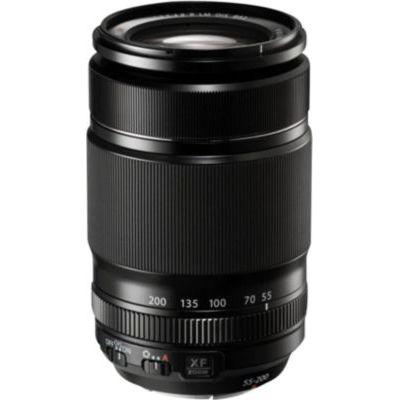 image Fujifilm Objectif Zoom 55 - 200mm f/3,5 -4,8 LM OIS - Noir