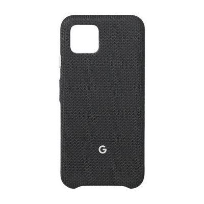 image Google Pixel Case for Pixel 4 XL – Housse de Protection avec Tissu sur Mesure et Compatible avec Active Edge – Coque Officielle Google Pixel – Noir