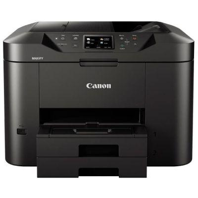 image produit Canon MB2750 Imprimante Multifonction Jet d'encre Couleur 24 ppm USB
