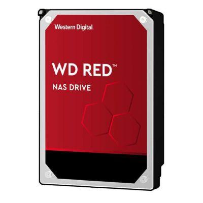 image WD Red, Disque dur interne NAS 6TB - 5400rpm, SATA 6Gb/s, SMR, Cache de 256MB, 3,5po
