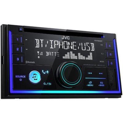 image produit JVC KW-R930BT Autoradio sans Fil Noir - livrable en France