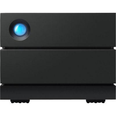 image LaCie 2big RAID 8 To, disque dur externe de bureau HDD, Thunderbolt 3 USB-C USB 3.0, 7 200 tr/min, disques d'entreprise, pour ordinateurs de bureau Mac et PC, redondance des données (STHJ8000800)