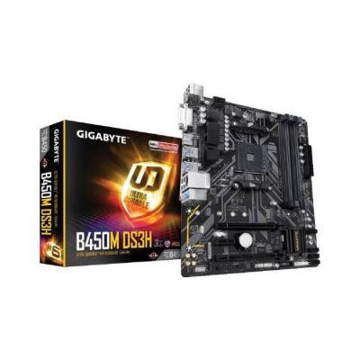 image Gigabyte GA-B450M-DS3H Carte mère AMD Socket AM4