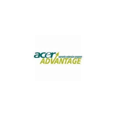 image Acer AcerAdvantage Contrat de maintenance prolongé pi èces et main d'oeuvre 3 années enl èvement et retour