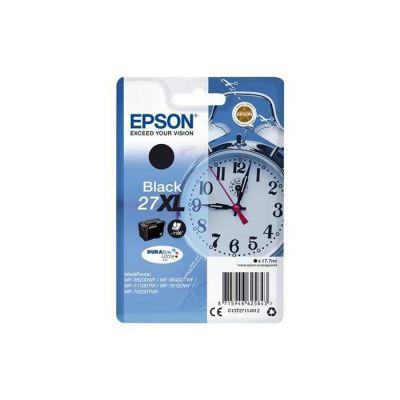 image produit EPSON Cartouche T2711 - Réveil - Noir XL
