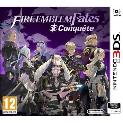 image Fire Emblem Fates: Conquête Jeu 3DS